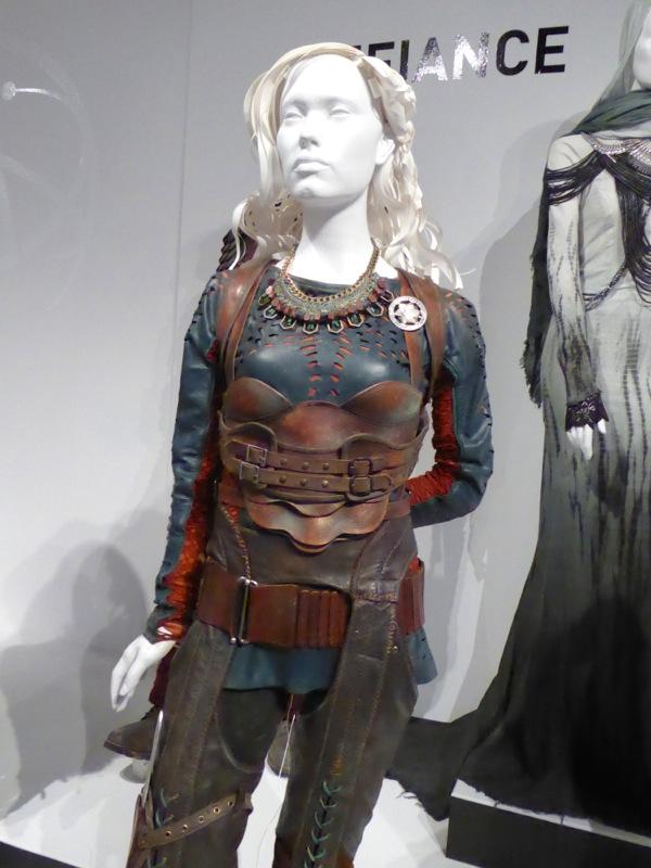 Defiance Irisa costume