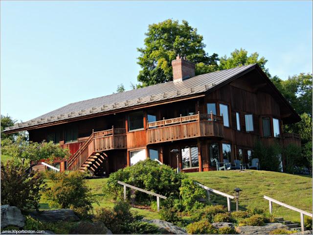 Apartamentos de Alquiler del Trapp Family Lodge en Vermont