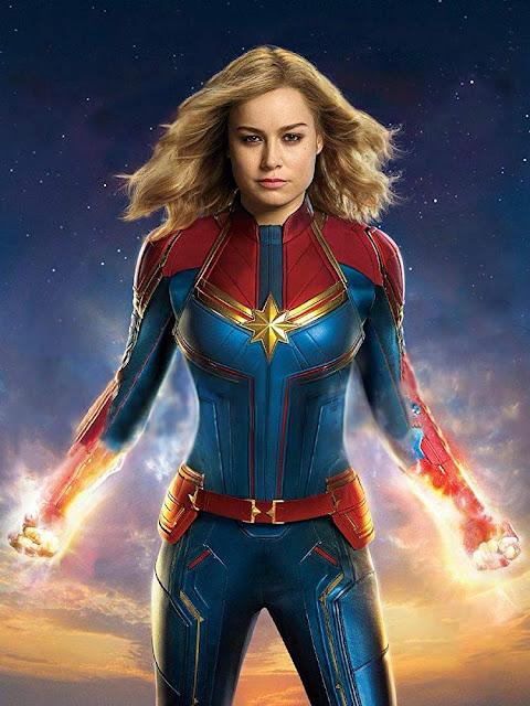 review film, captain marvel, box office