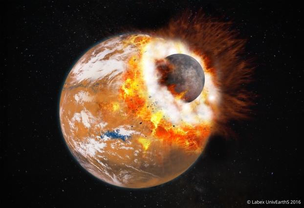 Ca Se Passe La Haut Les Satellites De Mars Resultat D Un