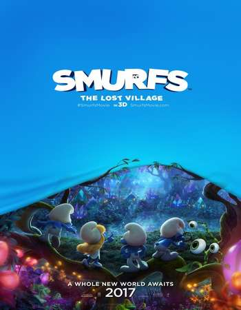 Smurfs The Lost Village 2017 Hindi Dual Audio Web-DL Full Movie Download