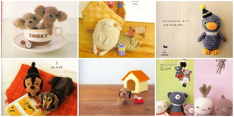 Free Cool Knittingcrochet Japanese Patterns