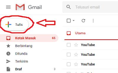 cara mengirim file microsoft word dan excel melalui gmail