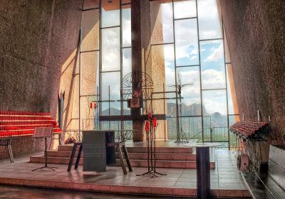 Chapel, Sedona, AZ