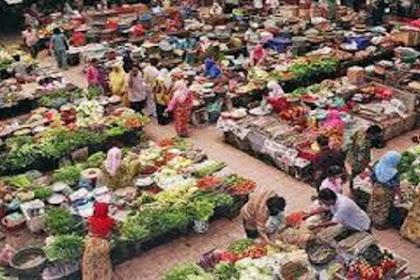 Definisi Jenis-Jenis Pasar Dalam Ilmu Ekonomi