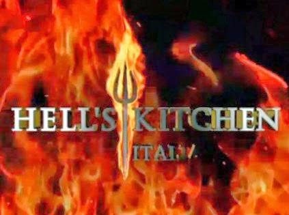 Hell Kitchen Italia Gene Ospitale