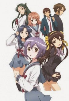 Download Nagato Yuki-chan no Shoushitsu Subtitle Indonesia
