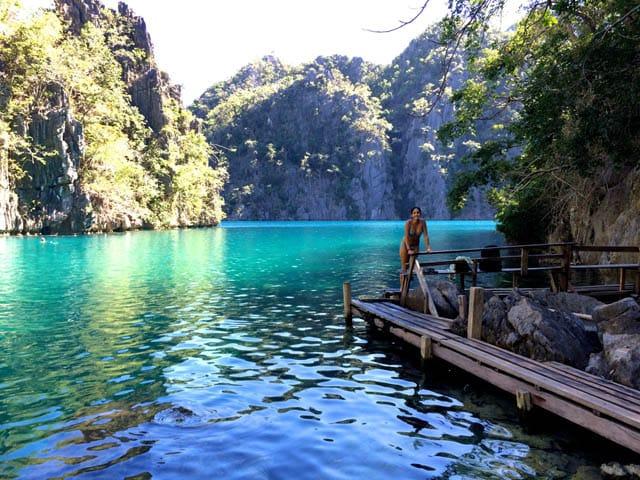 Breathtaking View of Coron, Palawan