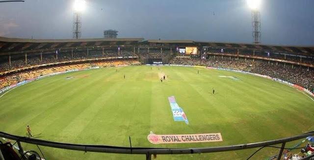 VIVO IPL 2018 M. Chinnaswamy Stadium Bengaluru - RCB Home Ground
