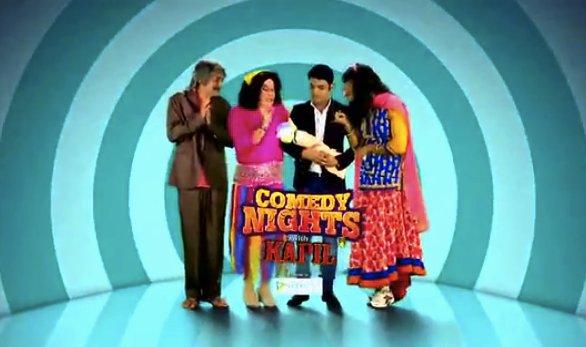 Comedy Nights With Kapil 29 Nov 2015