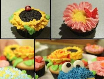 Softmint cupcakes recipe