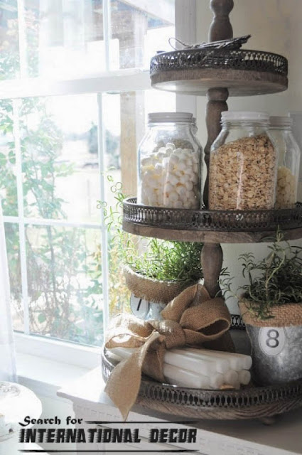 Creative Recycle Ideas Glass Bottles For Storing Oat