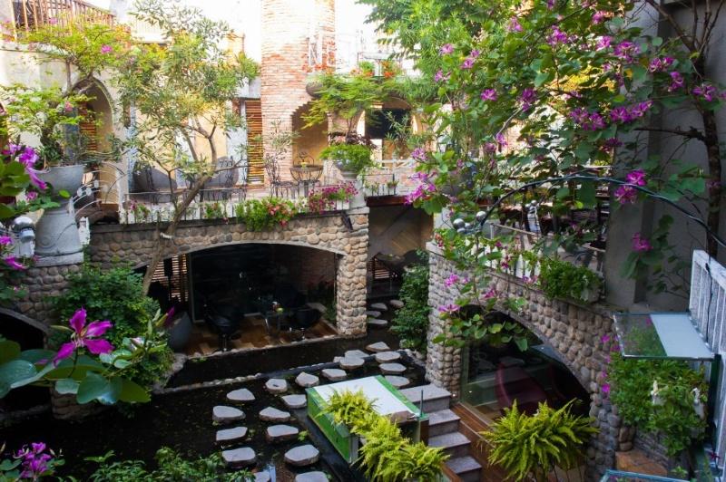 10 quán cafe biệt thự sân vườn đẹp như mơ ở nam s17g