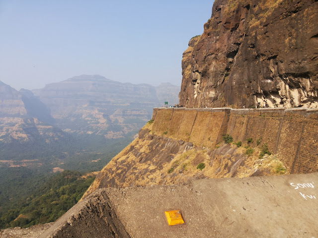A bike ride to Malshej Ghat
