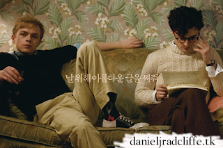 Kill Your Darlings Korea posters
