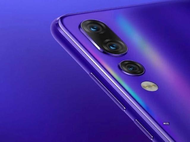 Lenovo 100megapixel camera phone