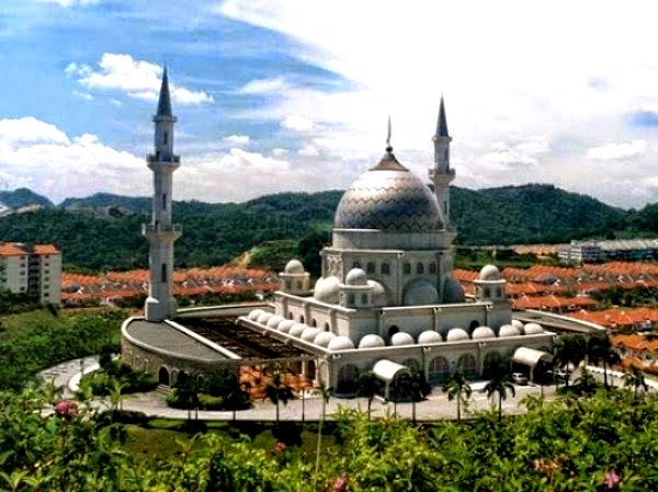 Masjid Al-Mukarramah, Bandar Sri Damansara,