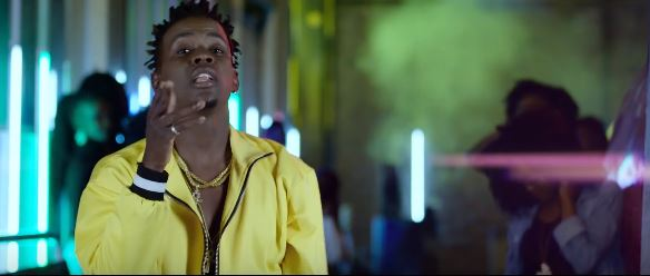 Willy Paul Msafi - TEMPTED Video