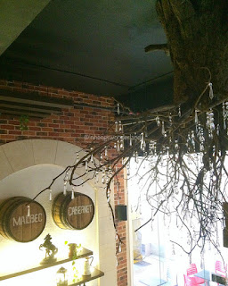 The Grape Escape Wine Lounge + Kitchen in Maginhawa