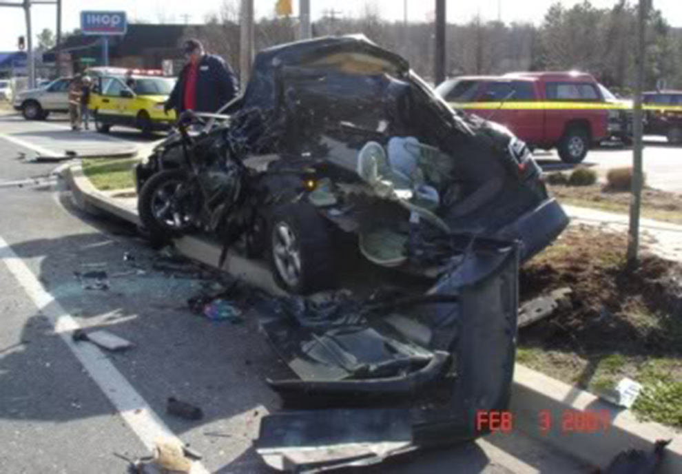 Recent Car Accidents In Maryland