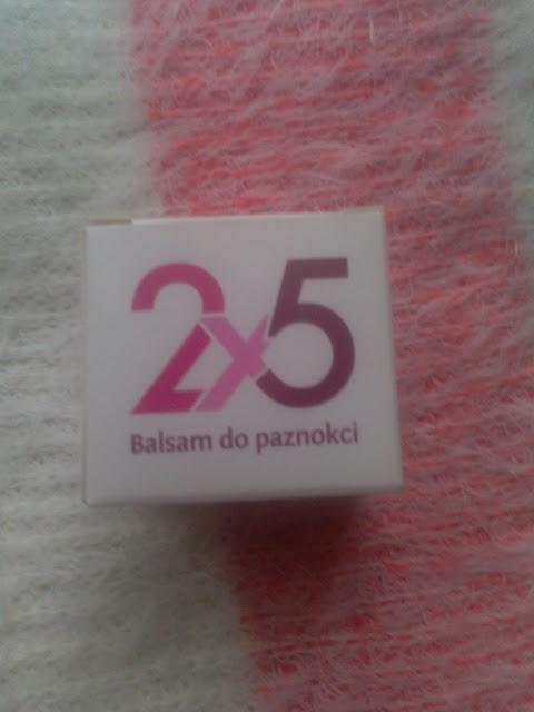 Balsam do paznokci - 2x5, Herba Studio.