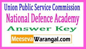 UPSC NDA NA2 EXAM ANSWER KEY-2017