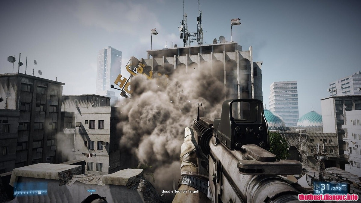 Game Battlefield 3 Free download