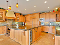 Best Place In Your Home To Implemented Bronzite Granite Countertop Decoration