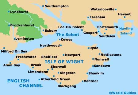 Grace Elliot - blog.: Invading the Isle of Wight