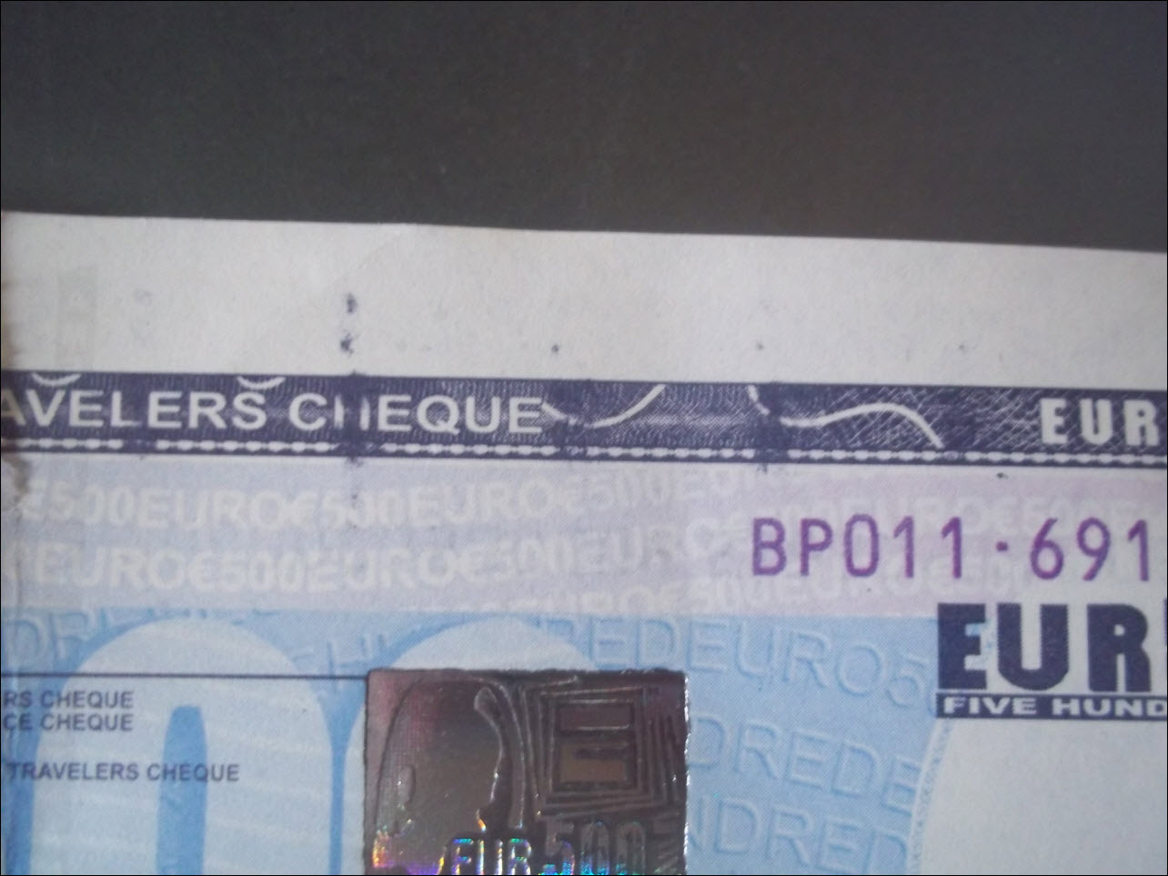 Fake American Express Travelers Cheques Hsbc Cheque