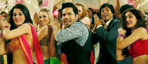 Palat From Main Tera Hero Full Song Piano Notes
