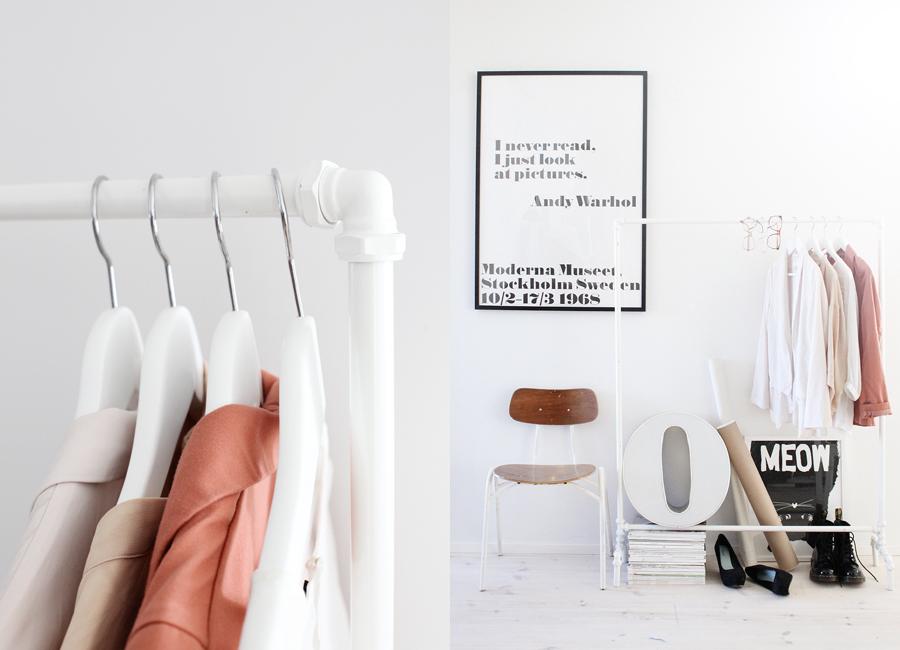 weekdaycarnival diy coat rack. Black Bedroom Furniture Sets. Home Design Ideas