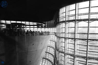 Le Chameau Bleu - Centre National d'Art de Tokyo - chose à faire à Tokyo Japon