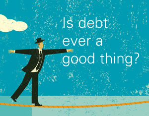 Buying a company with high debt?