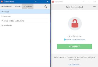 تحميل ExpressVPN لتأمين أتصالك على الانترنت