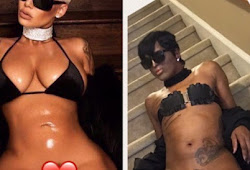 #Amberrosechallenge: Fans Recreate Amber Rose's Unshaven Crotch Picture :@DaRealAmberRose