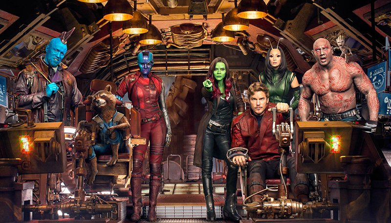 Guardians Of The Galaxy Vol 2 2017 4 5 5