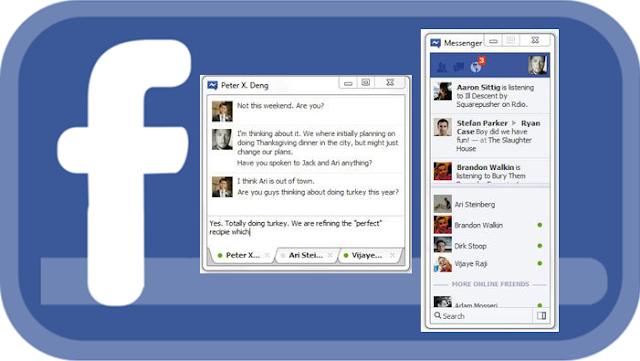 شرح تسجيل الخروج من فيسبوك ماسنجر - للاندرويد