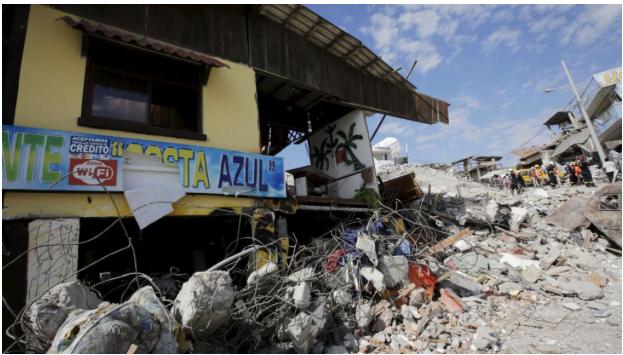Algunas zonas afectadas por el sismo se sienten olvidadas