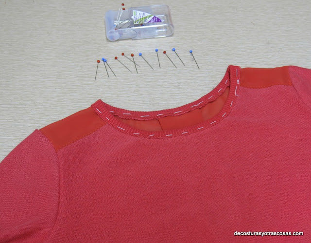 cenefa cuello escote jersey