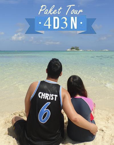 Paket Tour Belitung murah 4D3N
