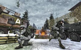 Winter Mountain Sniper Mod