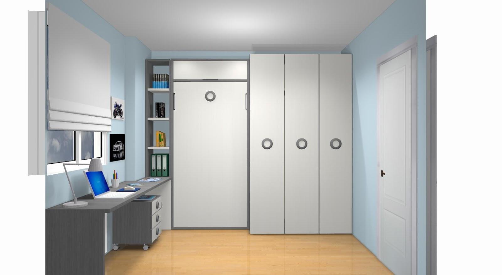 Dormitorios juveniles a medida en madrid for Dormitorios juveniles a medida