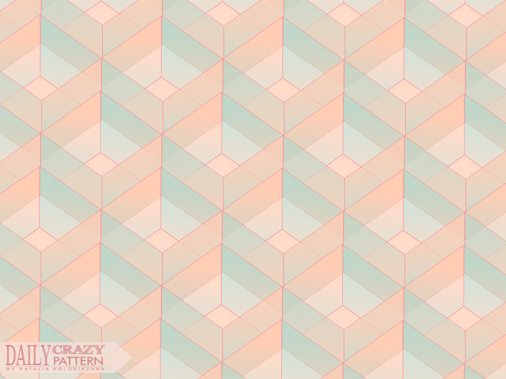 Cool and nice geometric pattern