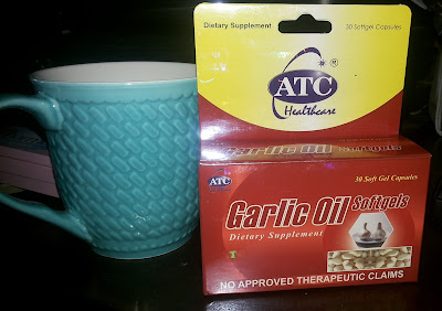 ATC Garlic Oil can Spice Up your Heart