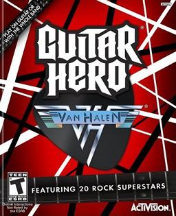 [GAMES] Guitar Hero Van Halen – ATAX (PS3/EUR)
