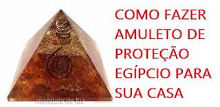 amuleto para proteger casa