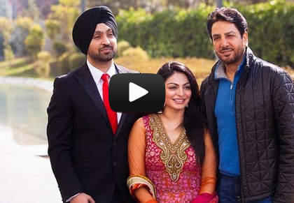 Upcoming Punjabi Movie - Gurdas Maan, Diljit Dosanjh