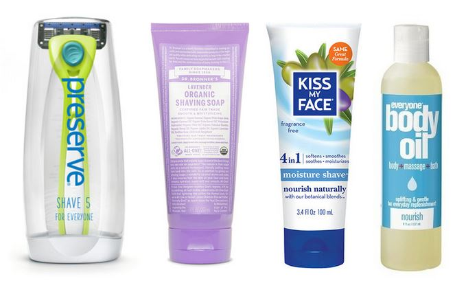 cruelty free shaving products