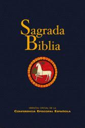 Portada del libro la sagrada biblia para descargar en pdf gratis